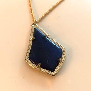 Dark blue Kendra Scott stone